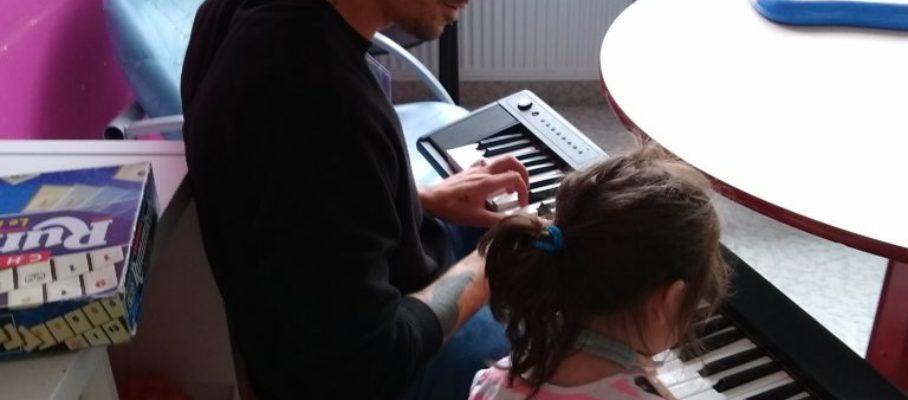 Steve piano